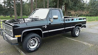 1983 Chevrolet Silverado 1500 SILVERADO *** 1983 Chevy 1500 Silverado 4x4 Original Owner Worldwide Buy It Now  ***