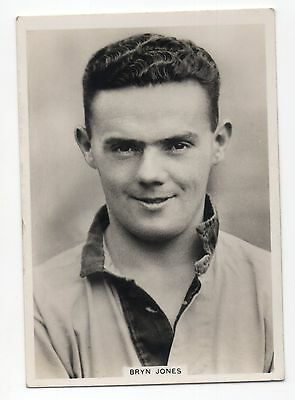 Bryn Jones Arsenal Ardath Photocards Group Gs -  Footballers 1938