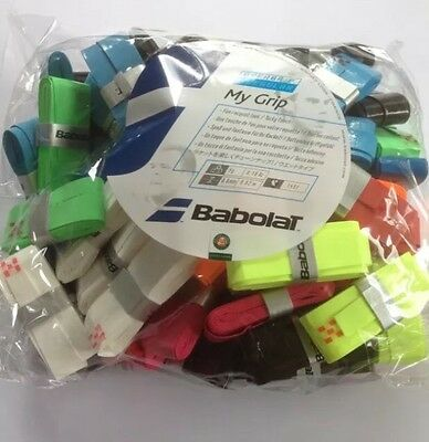 Set Of Three Babolat My Grip Tennis Over Grip - Set Of 3 New Grips