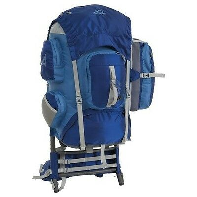 Alps Mountaineering Bryce external frame, 3600 cubic inch Capacity Backpack.