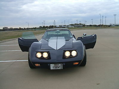 1973 Chevrolet Corvette  1973 C3 corvette automatic for sale