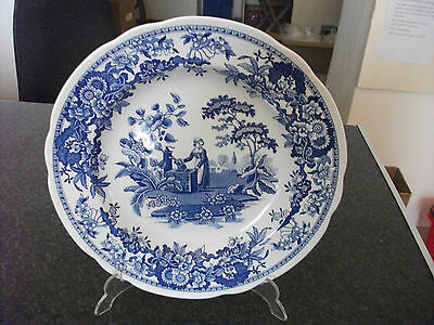 The Spode Blue Room Collection (Girl At Wall)