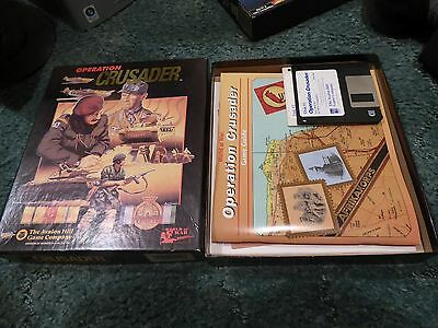 Operation Crusader - Avalon Hill Computer Game