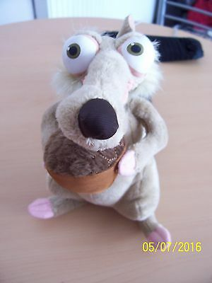 'ice Age 3 'dawn Of The Dinosaurs' Soft Toy