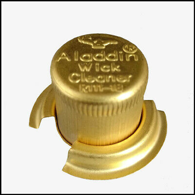 ALADDIN LAMP BRAND BRASS WICK CLEANER P/N R111-1B  Replaces R111 Wick Cleaner