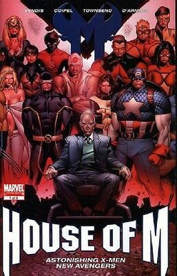 "Comic Marvel ""House of M #1"" 2005 NM"