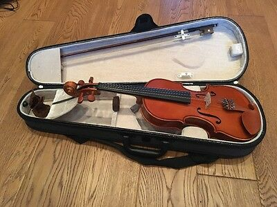 9-12 Years Violin, Size 3/4