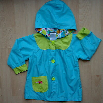 Lovely girls hooded coat 24 months, 2 years  Absorba VGC