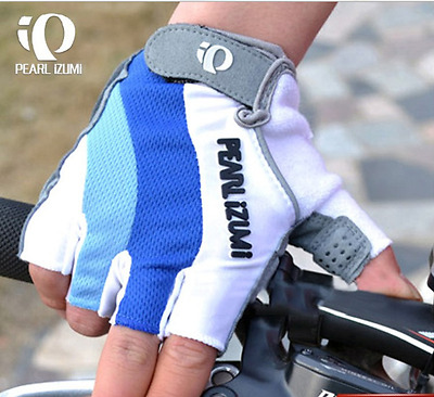 peael izumi Cycling Bicycle Bike Motorcycle Gel Silicone Half Finger  Gloves