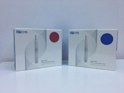 iQOS LIMITED EDITION RED/BLUE