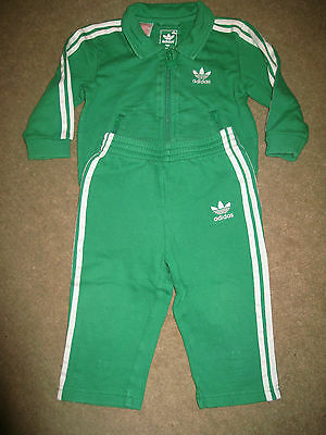 baby boy/girl tracksuit Adidas size 9 months