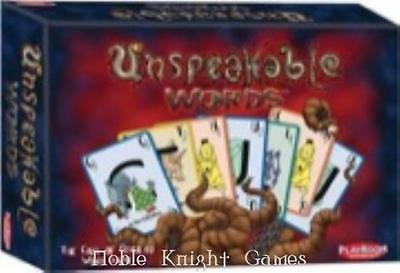 Playroom Ent Cardgame Call of Cthulhu - Unspeakable Words Box NM