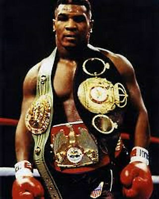 Mike Tyson complete boxing career 16 dvds lewis holmes holyfield not ali Joshua