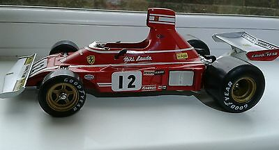 Polistil F1 Ferrari 312 B3 Model Car. 1:16 Scale. Niki Lauda.