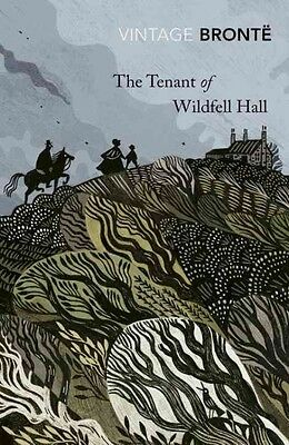 The Tenant of Wildfell Hall by Anne Bronte Paperback Book (English)