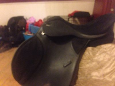 thorowgood saddle T4 High Wither