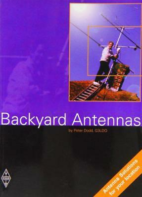 Backyard Antennas by Peter Dodd | Paperback Book | 9781872309590 | NEW