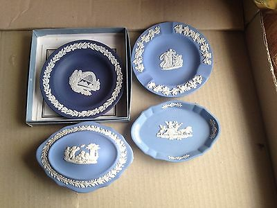 Assorted Wedgewood Jasper Ware