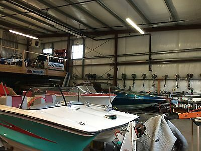 Seven (7) Project and Restored Power Boat Collection