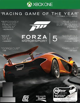 Forza Motorsport 5: Racing -- Game of the Year Edition (Microsoft Xbox One, 201…