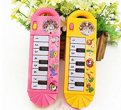 Musical Piano Developmental Toy Early Educational Game for Baby Infant Toddler