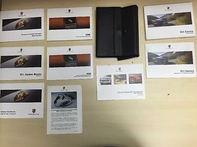 Porsche  911 Carrera 2014 Owners Manual Books / NAVIGATION  / Free Shipping