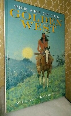 The Art Of The Golden West Book