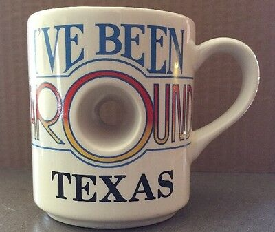I've Been Around Texas Mug Cup By PAPEL