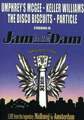 [Dvd Ntsc/1 New] Jam In The Dam: Umphrey's Mcgee/particle/keller Williams/the Di