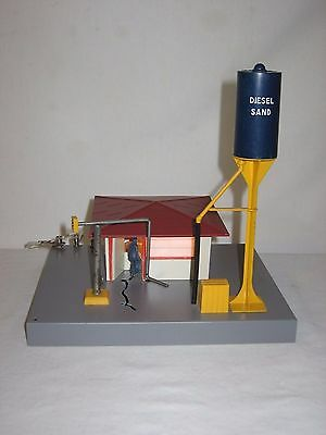 Lionel 415 Operating Diesel Fueling Station for O/027 made 1955-57