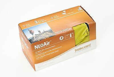 Thermarest NeoAir 2010 ultralight backpacking mat size R - NEUF / NEW