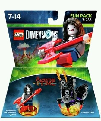 VERY HARD TO FIND ,lego dimensions adventure time Marceline the vampire queen