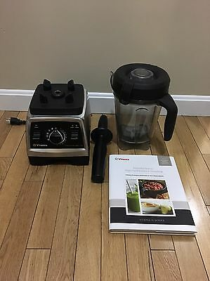 Vitamix Professional Series 750 w/ 64 oz. Cont. - Stainless Steel (NOT Heritage)