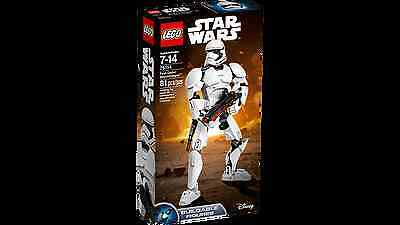 LEGO Star Wars First Order Stormtrooper Action Figure 75114
