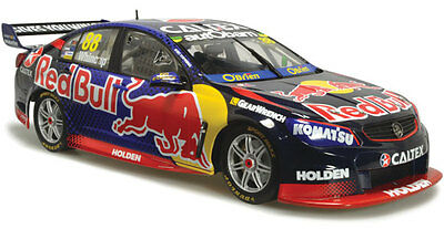 2016 Red Bull Racing Jamie Whincup  VF Commodore 1:18 Classic Carlectables Cars