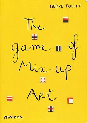 The Game of Mix-Up Art (Game Of... (Phaidon)) (Board book), 9780714861883