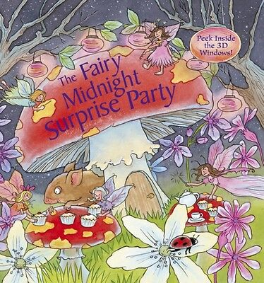 The Fairy Midnight Surprise Party (Hardcover), Taylor, Dereen, Stone, Lyn, 9781.
