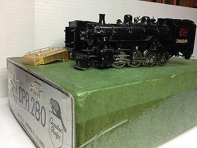 Van Hobbies CP Canadian Pacific CPR 2-8-0 #3609