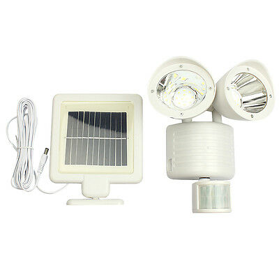 22LED Solar Light Human Body Induction Security Emergency Lamp