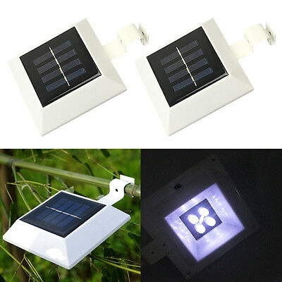 4LED Solar Lights, Wireless Lamp Solar Powered Lights for Patio,Yard