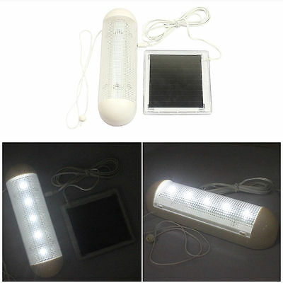5 LED Rechargeable Solar Powered Pull light Super Bright