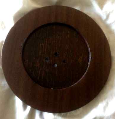 Lot of 5 New Wooden Wall Clock Dial Backs, Dial Clock Style