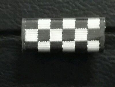 Police Overseas Service Medal Ribbon Bar  POSM