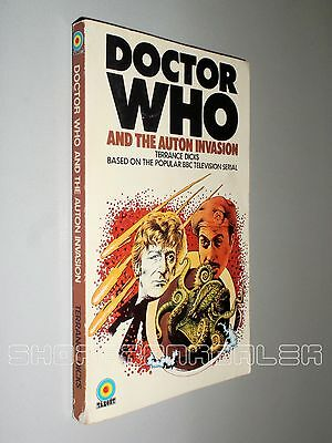Doctor Who and the Auton Invasion (Target books)
