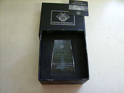 crystal Impressions collectable masonic item