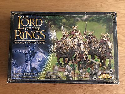 Easterling Kataphrakts Metal  -Boxed As New Lord of the Rings