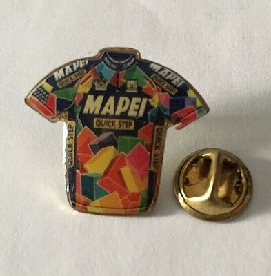 Pins Pin Mapei Quickstep Quick Step Cyclisme Collector Colnago