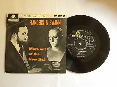 Flanders & Swann - More out of the New Hat - 1964