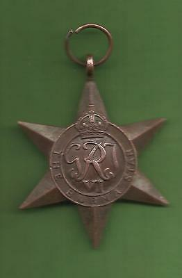 India British Medal George Six The Burma Medal Unnamed