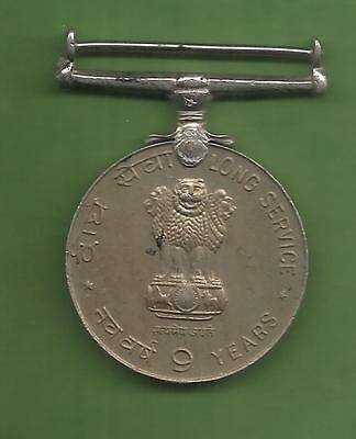 India Long Service Nine Years Nemed Medal Low Price